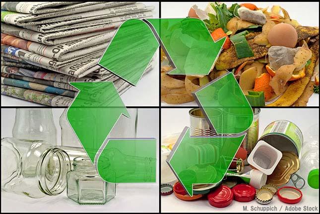 リサイクルできるゴミの種類!回収されたゴミはその後何になる?