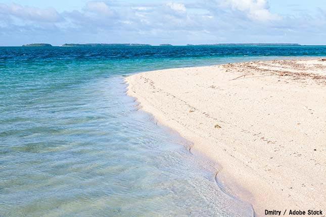 マーシャル諸島が沈没?観光地としても有名な島々が温暖化で消滅!