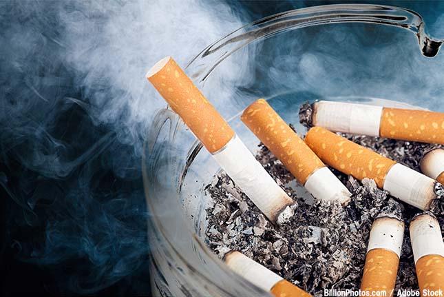 タバコのポイ捨ては環境に大変な影響を与える!吸い殻による汚染とは
