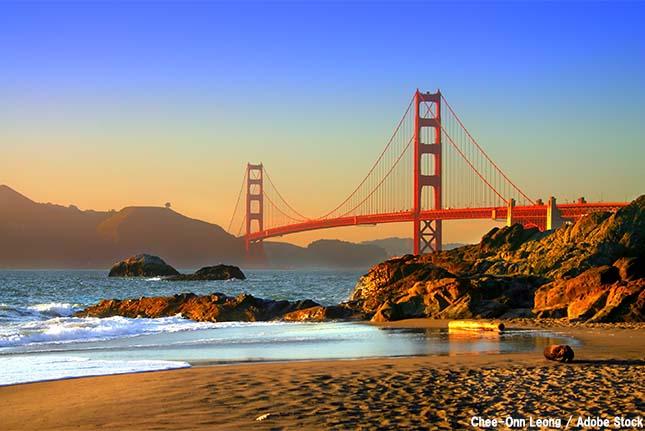 カリフォルニアが一時的にひどい大気汚染の被害が!原因は山火事?