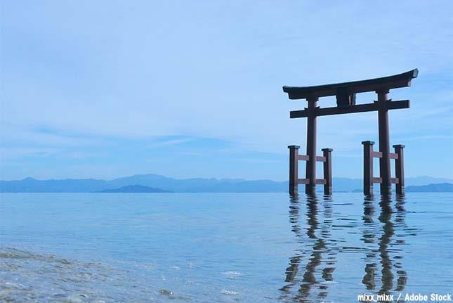 琵琶湖が深呼吸をしなかった!調査開以来初の出来事は温暖化が原因?