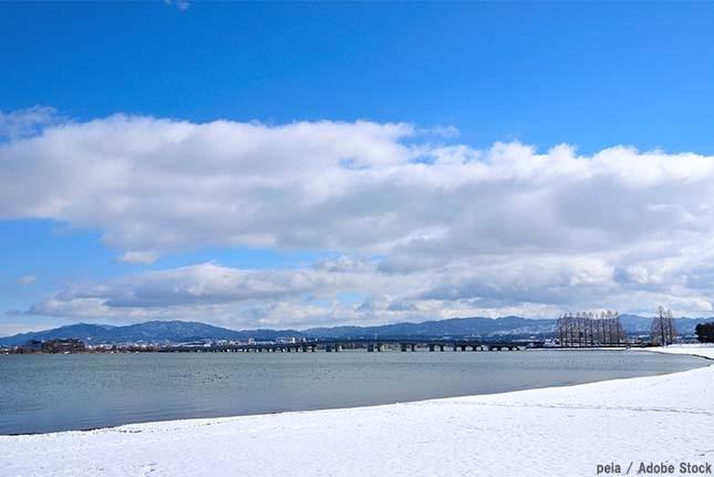 琵琶湖の深呼吸がなかった原因は温暖化か