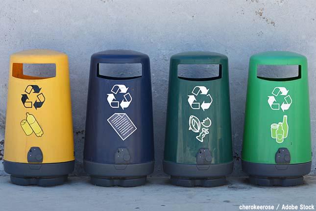 世界のリサイクル事情!日本と海外のゴミ処理の違いとは