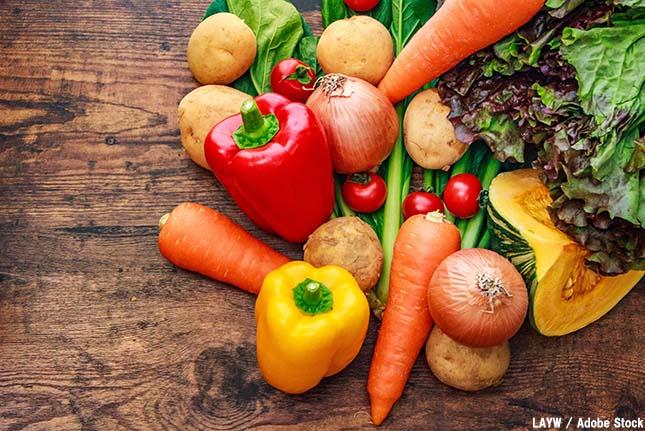 野菜の皮も捨てずに食べよう!野菜の洗い方から栄養・効果までご紹介