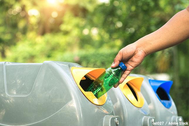 すぐに取り組めるリサイクル!環境のためにできることは?