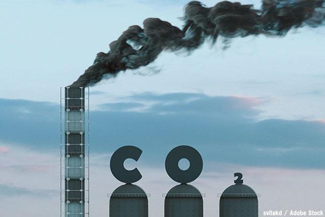 温室効果ガスはどうして増える?種類や原因を考える