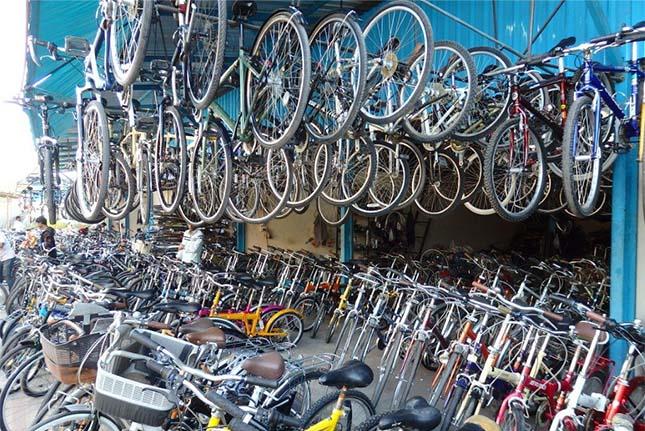 自転車を処分する方法は?防犯登録の状態は要注意!
