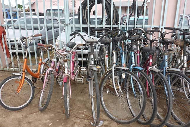 追跡!不用品回収業者~回収された自転車はどこへ?行方を追ってみた
