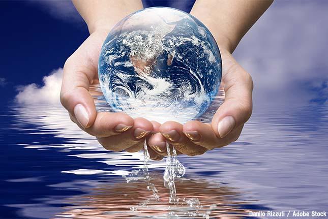 水不足と温暖化から地球を守るシステム!水循環と海洋大循環とは