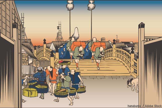 理想的なエコ社会!江戸時代のリサイクル技術が素晴らしい