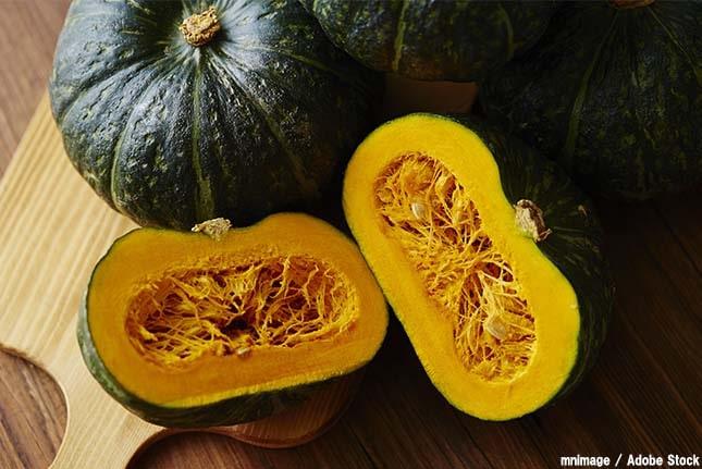 かぼちゃの皮で免疫力アップ!野菜嫌いのお子さん向けのおやつレシピ