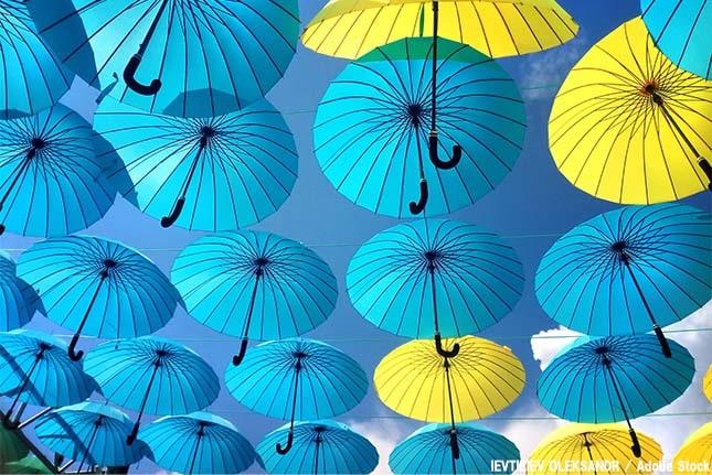 男性は日傘を恥じる?環境省は熱ストレス低減のため男女問わず活用推奨