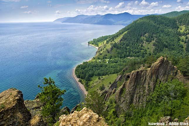 バイカル湖の汚染が深刻!シベリアの真珠が悩まされる環境問題