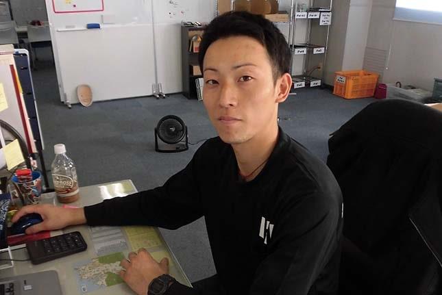 リユースの請負人⑤ 大木基季さん/買取価格アップが功を奏した福岡支店