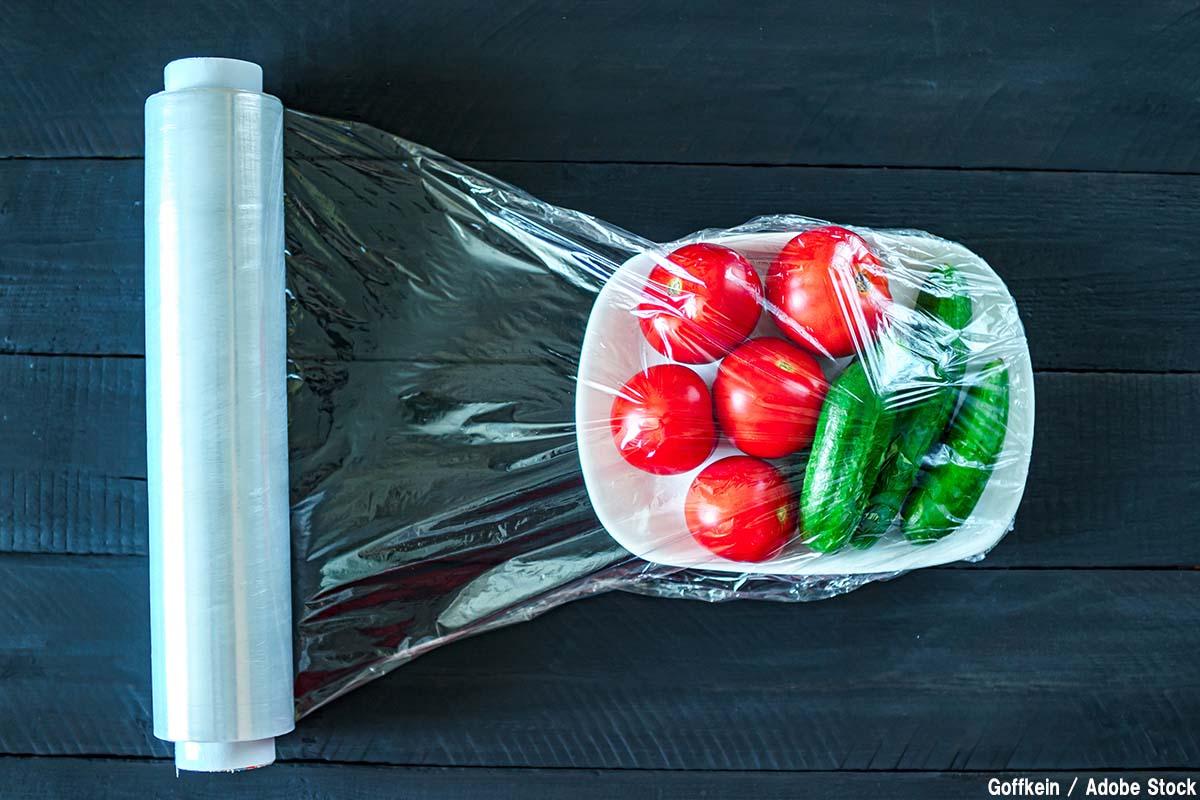 食べられるラップがゴミを出さない究極のリサイクル製品として注目!