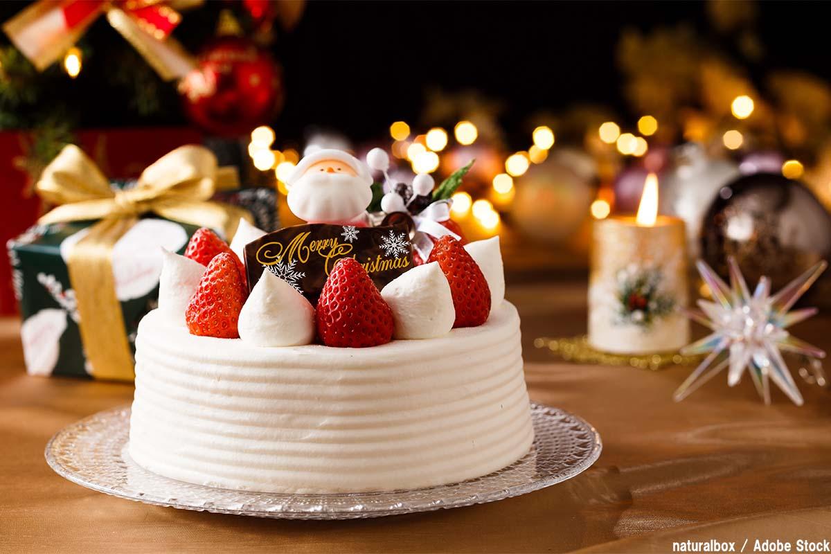 クリスマスケーキが大量廃棄!売れ残りによる食品ロスの対策は?