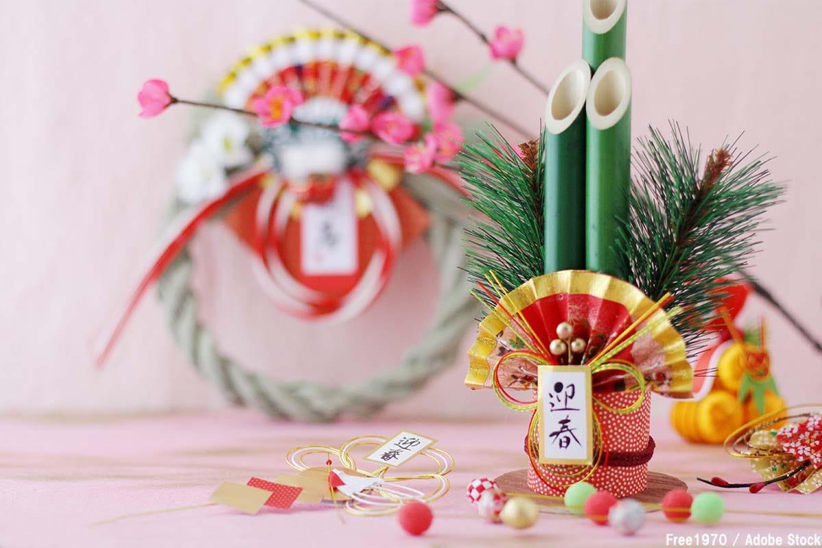 正月飾りの処分方法は?門松やしめ飾りの捨てるタイミングを解説