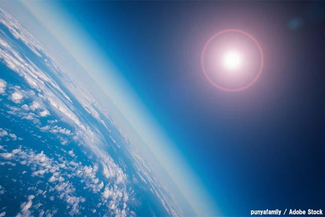 オゾン層破壊のメカニズムとは?フロン削減の必要性
