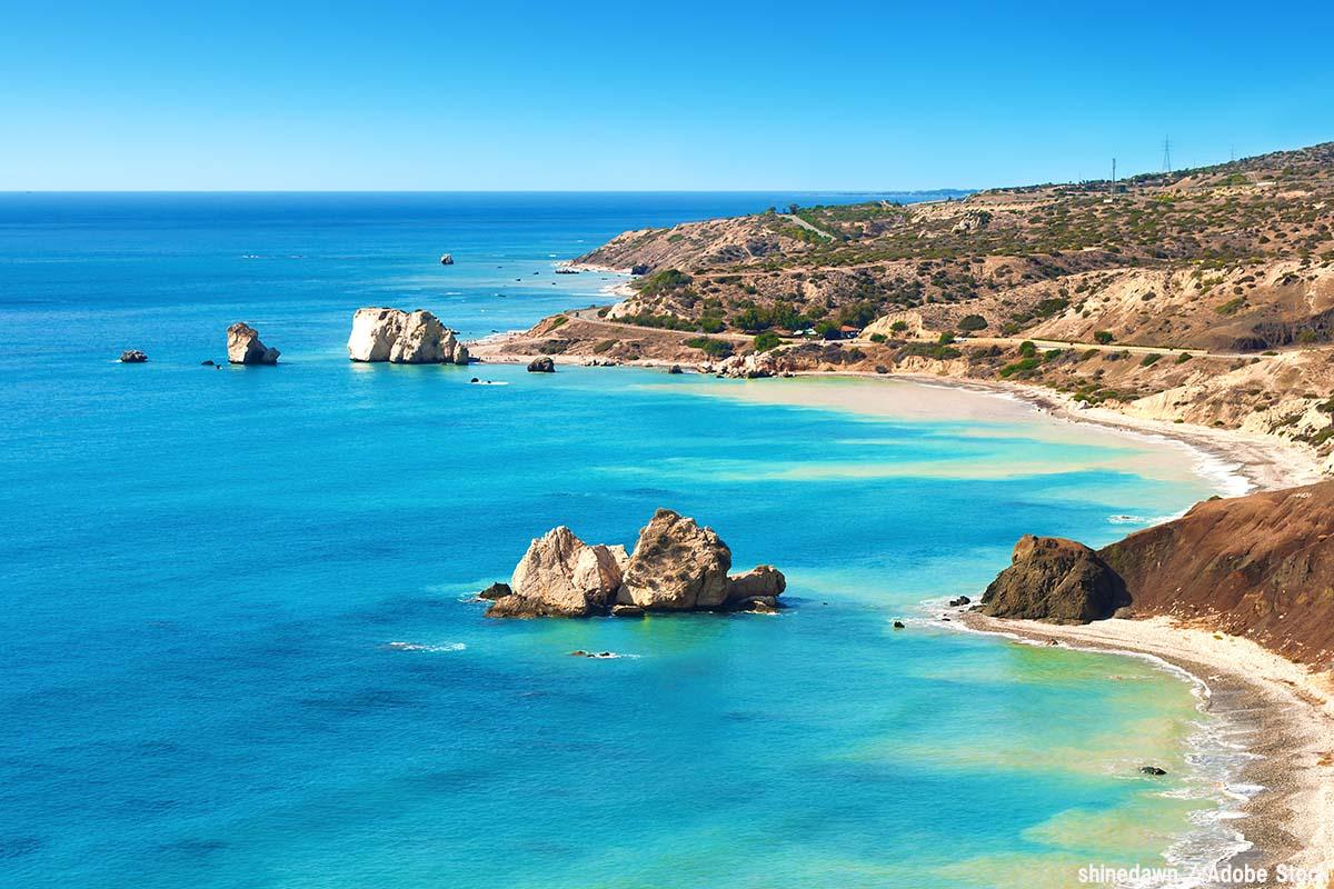 ヴィーナス誕生の地!神話の国キプロスの世界遺産をご紹介