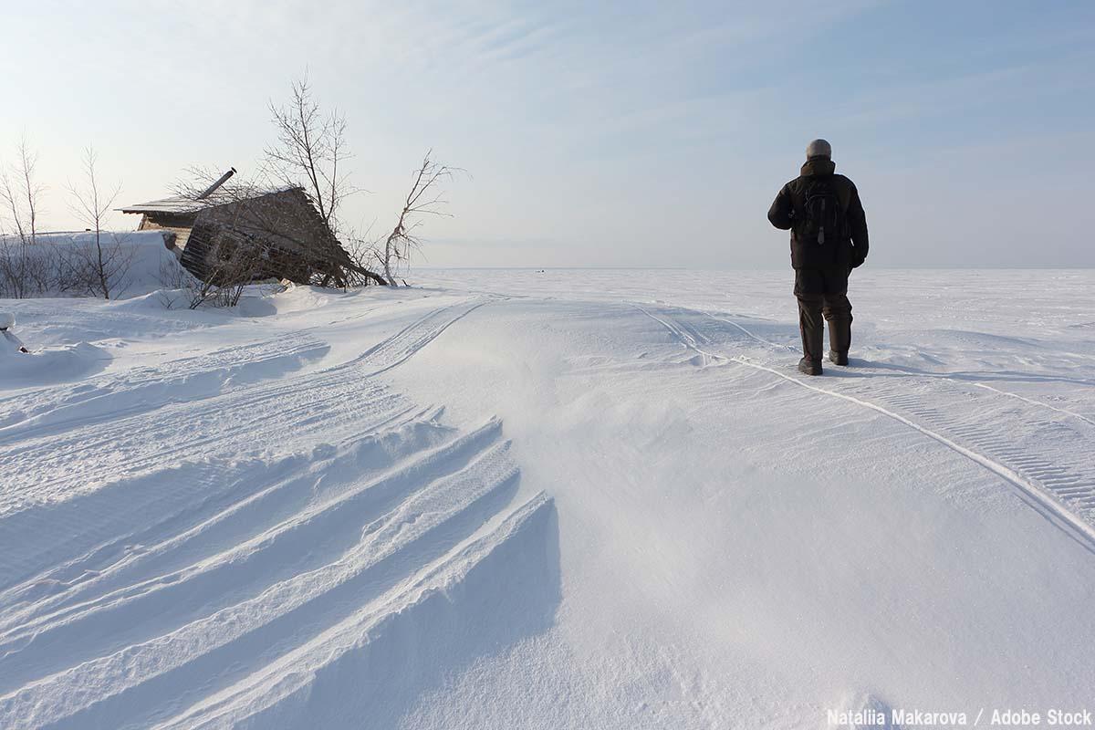 シベリアの気温が過去最高に?気温変動で永久凍土も融解か