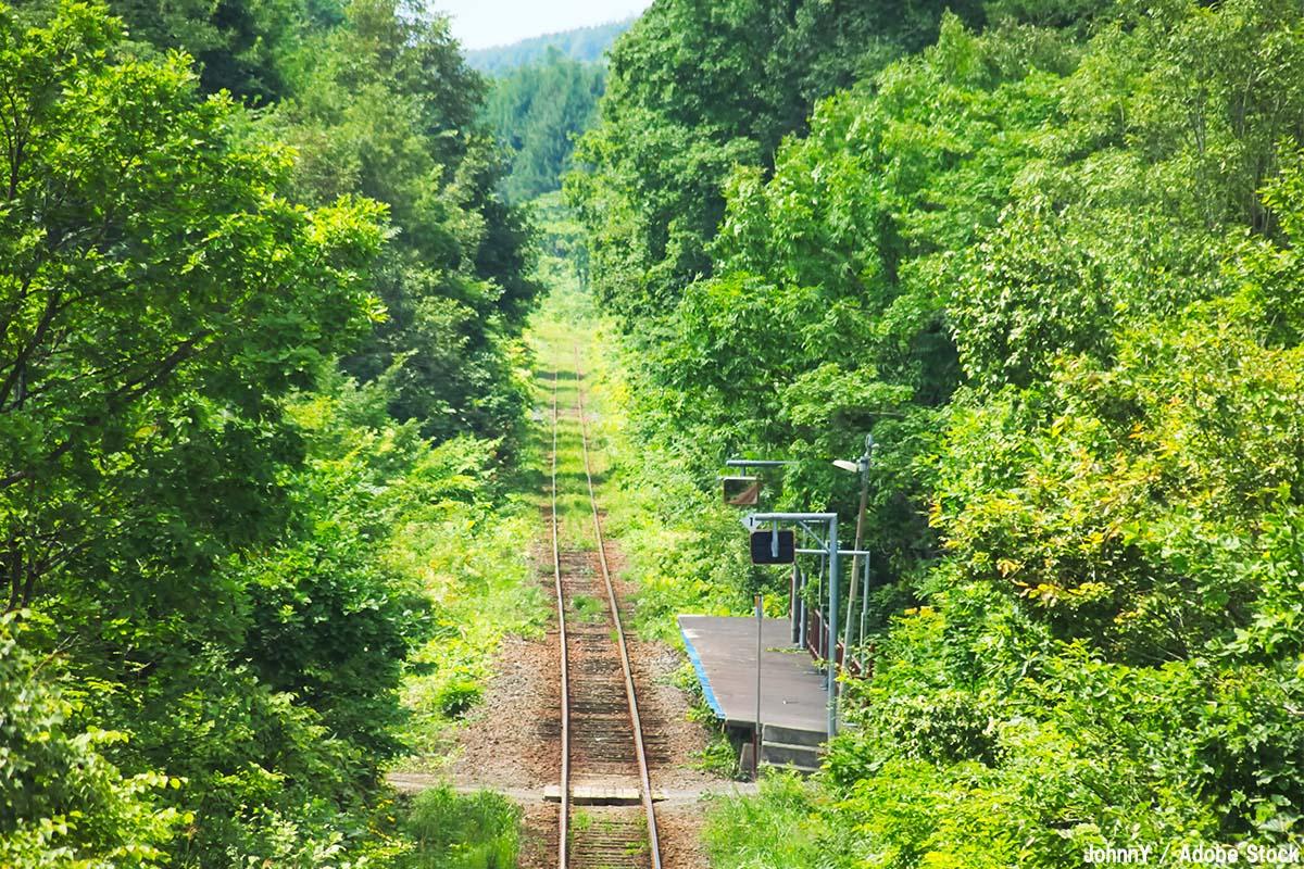【秘境駅まとめ10選】都会では見られない!自然を感じる駅
