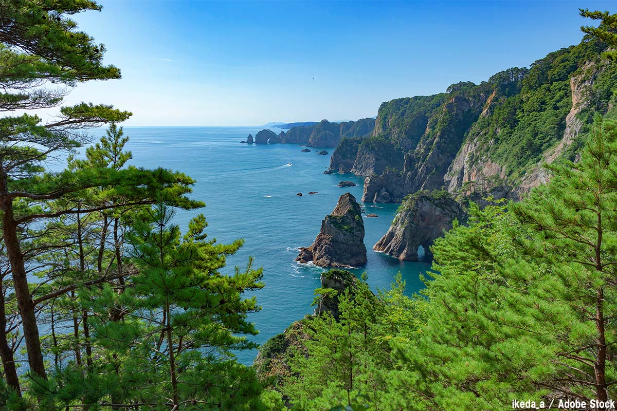 三陸復興国立公園