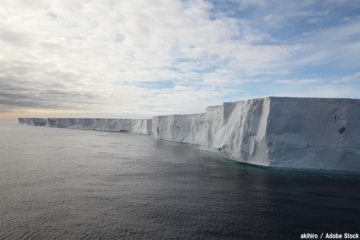 棚氷の崩壊はどんな影響が?温暖化や海面上昇の影響をご紹介