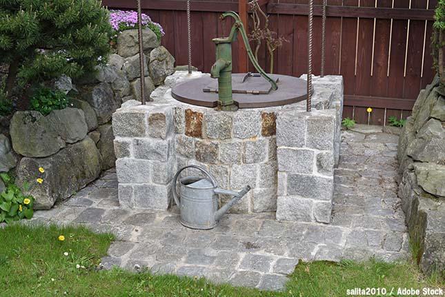 井戸の使い方とは?井戸はどのように生活を支えていたのか