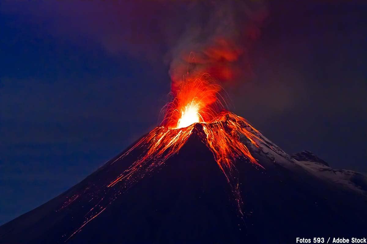 ペルム紀の大量絶滅とは?原因は火山活動によるものか