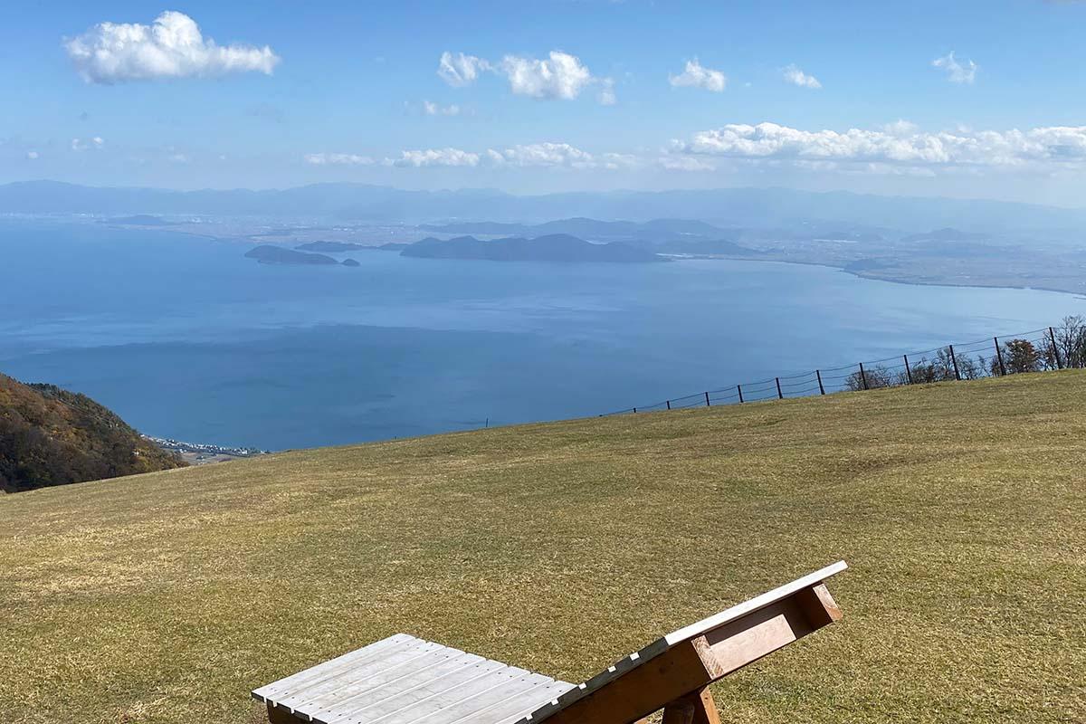 琵琶湖の深呼吸、波力ポンプで支援-温暖化から生物守れるか