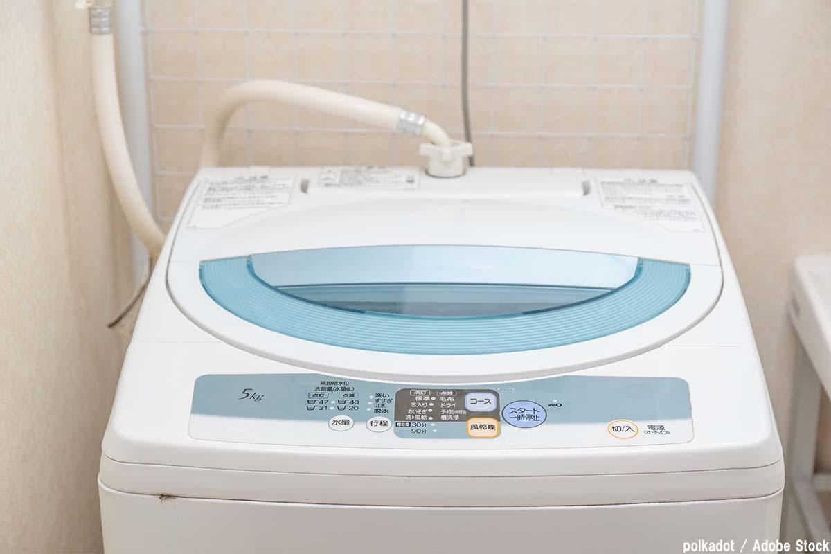 洗濯機の捨て方は?適切に処分するための5つの方法