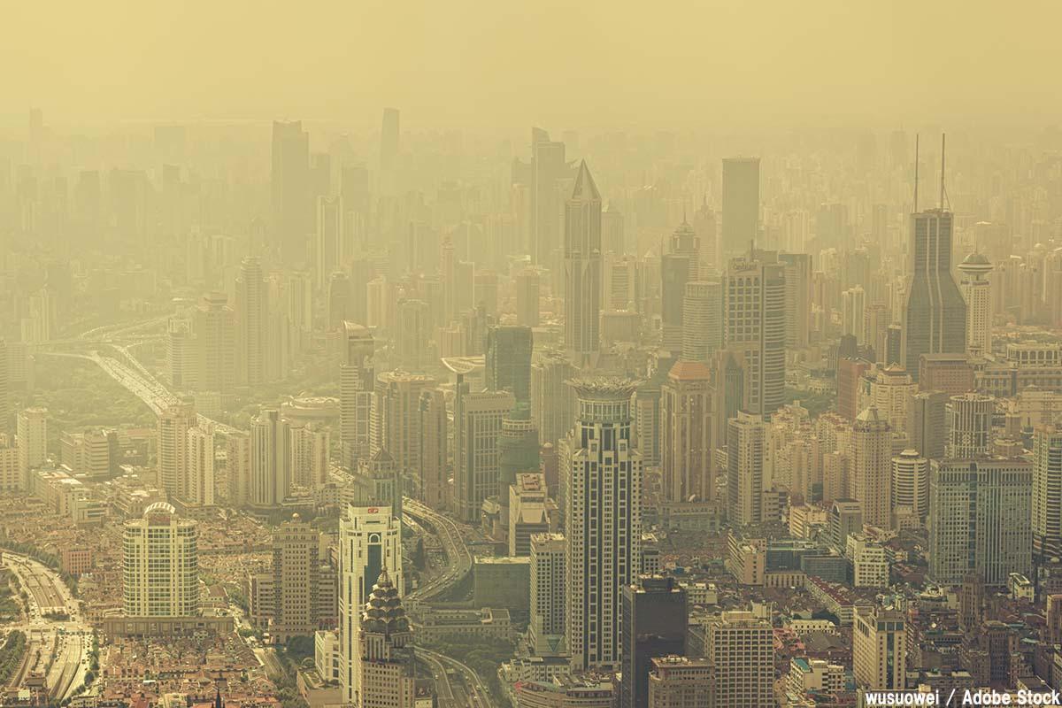 黄砂とは?発生の原因や日本でも健康被害の恐れがあるのか
