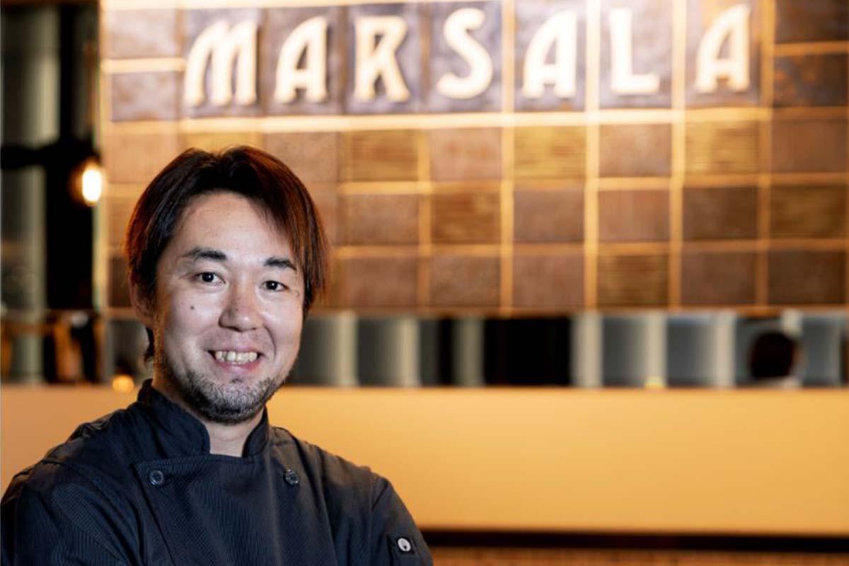 マルサラ by 三笠バルの料理長、仲田輝男さん