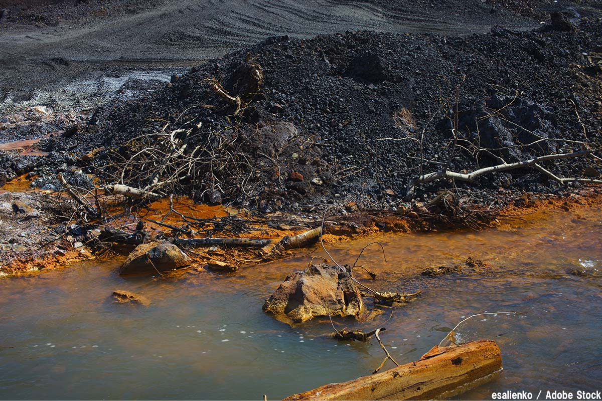 土壌汚染とは?引き起こす原因と防ぐための対策