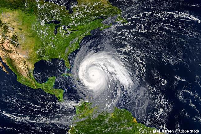 ハリケーンの名前はどうやって決まる?由来や命名規則とは