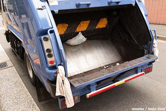 回収されたゴミの行方は?燃えるゴミや粗大ゴミの処理方法